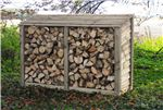 Log Store 6ft Tall