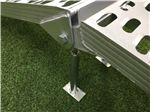 Aluminum Ramp with Support