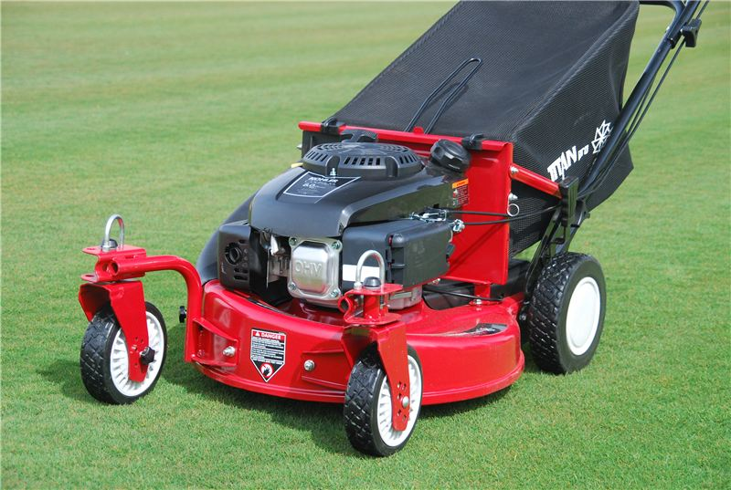 how to change oil on honda self propelled lawn mower