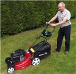 53cm Petrol Lawnmower