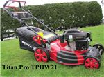 Order a The New Titan-Pro,Self Propelled Petrol rotary Lawnmower with a 21
