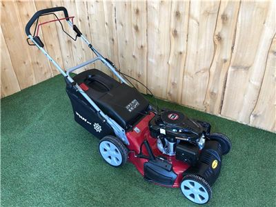 53cm Manual Start Self Propelled Rotary Lawnmower (21