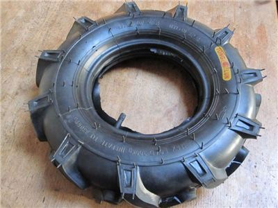 Spare Tyre for Titan Rotavator