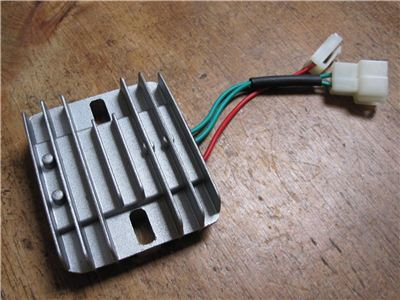 Rectifier for TP1100B Tiller
