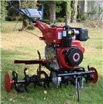 Order  The BIGGEST machine in our range of professional Garden Tillers/Rotavators. 