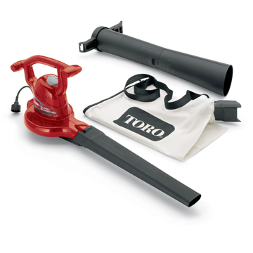 Order a The Super Blower / Vac is Toros best selling electric blower vac.