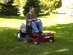 Order a Zero Turn Ride On Mower 42 inch cut 19 HP
