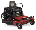 Order a Toro Zero Turn Ride On Mower 42 inch cut 19 HP Twin