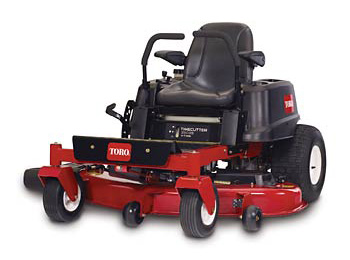 Toro Zero Turn Ride On Mower 50 inch 24HP