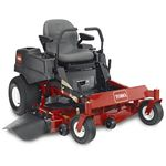Order a If you are looking for a zero-turn mower with a heavy-duty deck to help you cut your mowing time in half, look no further than the TITAN ZX5400.
