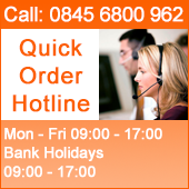 quick order hotline